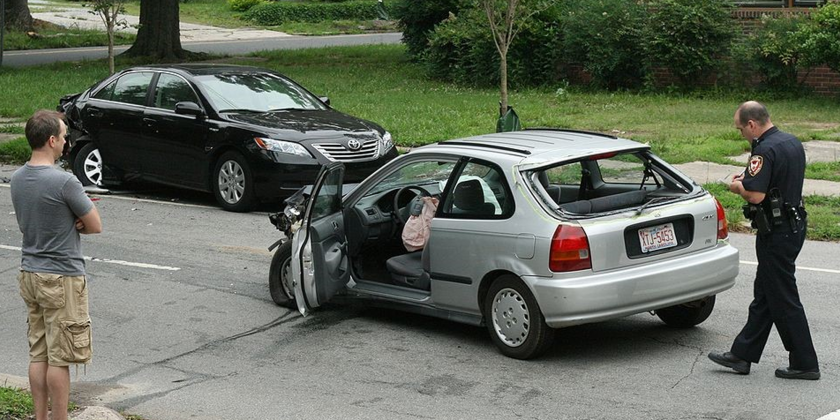 Was there an error on your accident report?